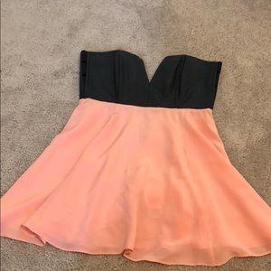Mason mini dress